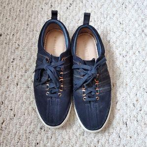 K-SWISS Billy Reid Navy Sneakers